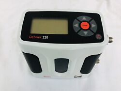 Bios Definer 220-l Drycal Primary Flow Meter Free Shipping