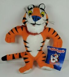 Kellogg's Frosted Flakes Tony The Tiger 7 Tall Toy Plush Figure 1997