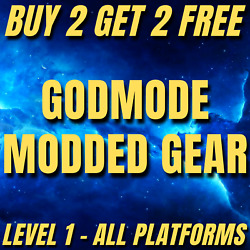 Borderlands 3 Level 1 Godmode Modded Weapons And Gear- Ps4 Ps5 Xbox Pc