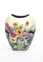 Old Tupton Ware 12 Country Vase Summer Bouquet Boxed - Item 1172