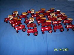 27andnbsp International Tractors 1/64andnbsp Andnbsp All In Working Order 6 Without Cabs