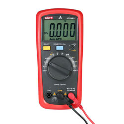 Uni-t Ut136b+ Lcd Digital Multimeter Dc/ac Voltage Current Meter Ncv T0j6