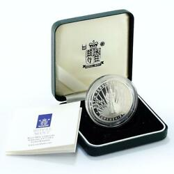 Turkmenistan 500 Manat 60th Anniversary Of Wwii Silver Coin 2005