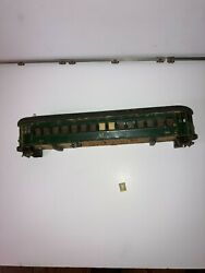 O Scale Early Wood And Brass Interurban Trolley Ct 14 L