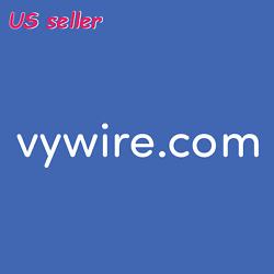 Vywire.com- Six Letter Domain Name.