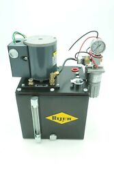 Nos Bijur 27249 V5 Lubricator Continuous Duty Motor Driven
