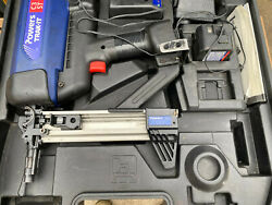 Powers Fasteners Trak-it C3 St Gas Actuated Nailer Made In Japan