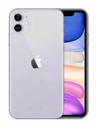 Apple Iphone 11 - 128gb - Purple T-mobile - Good - 100 Tested And Functional