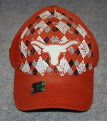 Texas Longhorns Adults Ncaa College Caps Hat One-fit Regular Fit