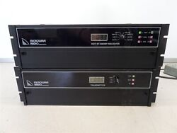 Microwave Radio Corporation Hot Standby Receiver 901484-1 Transmitter 901480-1
