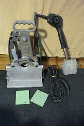 Mcelroy Model 2lc Pipe Fusion Machine Set