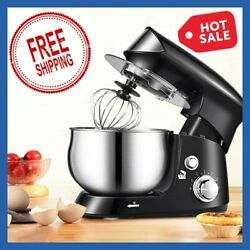 Electric Multifunctional Chef Machine 6speed Dough Hand Mixer Kitchen Egg Beater