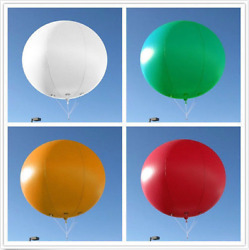 3m/3.3m/5m Giant Inflatable Advertising Balloon/flying Ceremony Party B
