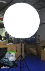 Inflatable Stand Tripod Balloon With Led Lighting For Event Advertising New