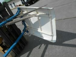 Ford New Holland 1910 Roll Bar And Canopy