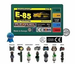 E85 Ethanol Fuel Conversion Kit Autoethanol Andreg V3-v4