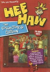 Hee Haw: The Collectors Edition 14 DVD Box Set Brand New Free Shipping