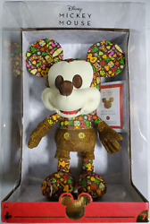 Disney Mickey Year Of The Mouse Tiki 15 Plush Limited Edition July 07
