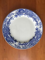 Spode Blue Room Collection Chop Plate 12 5/8