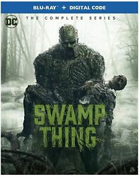 Swamp Thing The Complete Tv Series Blu-ray Digital Setcollectionshow Season Us