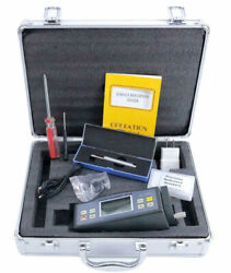 Digital Surface Roughness Tester Surface Profile Gauge Instruments Ra Rz Rq Rt