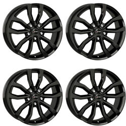 4 Autec Uteca Wheels 95x22 5x112 Sw For Audi A7 A8 Q7 Q8 S8 Sq7 Sq8