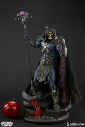 Good Condition Sideshow Skeletor Collector And Limited Edition 1193/4000