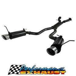 Pacemaker Twin 3 Cat Back Exhaust For Jeep Grand Cherokee Srt 6.4l Hemi