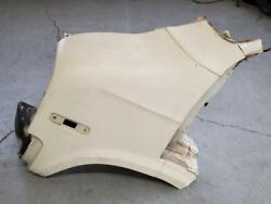 And03971-and03977 Dodge B Van Left Front Fender And Battery Tray Assembly