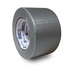 Cloth Duct Tape General– Use 8 Mil 224 Pack Silver| Free Shipping|3 X 60 Yds