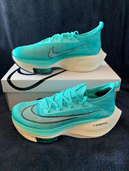Womenand039s Unisex Mint Nike Air Zoom Alphafly Next With Bag Variety Of Sizes