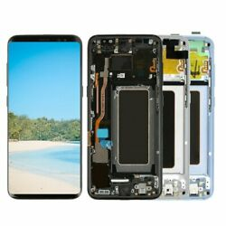 For Samsung Galaxy S10 S8 S9 Plus Note 9 Note10 Note8 Lcd Touch Screen Digitizer