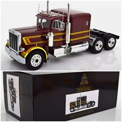 1/18 Diecast Road Kings 🇺🇸 1967 Peterbilt 359 Brand New