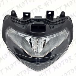 Headlight Lamp Assembly For Suzuki Gsx-r600 Gsxr 600 2001-2003 2002 Clear Front