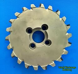 Iscar 1 X Side And Face Cutter Fdn D200-12-40-r10 For Xpmt 100408 Without Boxed