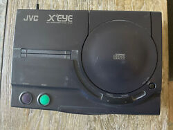 Jvc Xandrsquoeye Console Rare Model Rg-m10bu And Year - Tested And Working