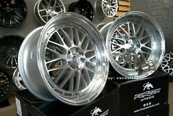 Neuf 20 Inch 5x112 Forzza Spot Bbs Lm Style Profond Roues Pour Bmw G Mercedes