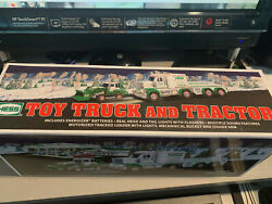 Hess 2013 Toy Truck And Tractor Brand New