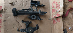 1980-81 Mercury Marine Model 40 Hp 2 Cyl Outboard Trottle And Shift Control