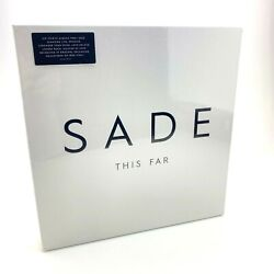 Sade This Far Box Set Vinyl | New Sealed Hype Half Speed Love Deluxe | In Stock