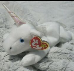 Mystic The Unicorn Beanie Baby Nwt Vintage Ty 1994 Mint First Edition