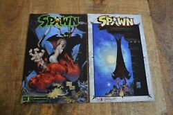 Spawn 127 And 128 Image, 2003 Nm- Comic Books Lot Of 2