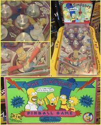 The Simpsons Tabletop Pinball Game