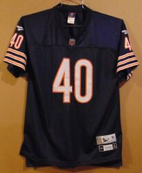 Chicago Bears Gale Sayers 1969 Navy Throwback Nfl Jersey