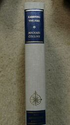 The Adventure Library Carrying The Fire By Michael Collins Signed Apollo 11