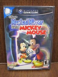 Video Game Nintendo Gamecube Disneys Magical Mirror Mickey Mouse New Sealed 3