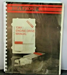 Sea Frost 134a Engine Drive Manual Boat Refrigeration System