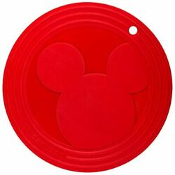 Le Creuset Mickey Mouse Cerise Cherry Silicone Trivet From Japan
