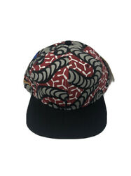 Play Cloths Mens Strapback Hat Color Multicolor Logo One Size Chili Pepper