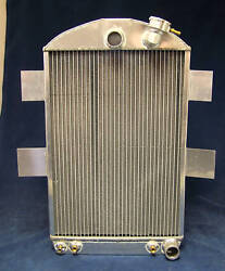 1935-1936 Chevy Chevrolet Aluminum Radiator Will Cool 600hp Made In Usa